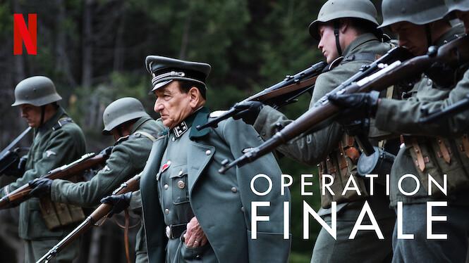 Operation Finale (2018) - Netflix | Flixable